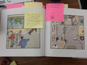 Narrative Writing, Book Talks, & Jeopardy 013