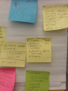 Lit Circles, Chalk Talk, Biomes, Peer Conferences 006