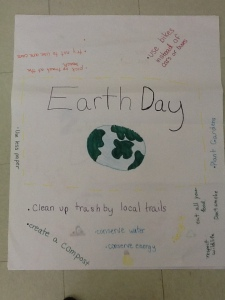 Force Foldable, Theme, Compare & Contrast, Earth Day 037