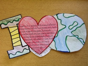 Force Foldable, Theme, Compare & Contrast, Earth Day 076