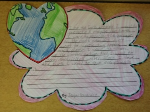 Force Foldable, Theme, Compare & Contrast, Earth Day 078