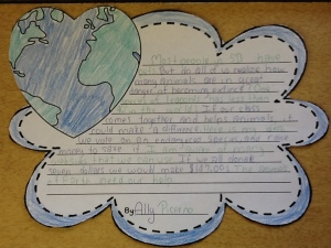 Force Foldable, Theme, Compare & Contrast, Earth Day 079
