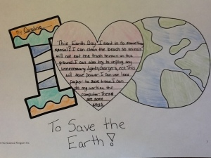 Force Foldable, Theme, Compare & Contrast, Earth Day 080