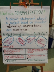 Earth Day, April Book Talks, Generalizations 004